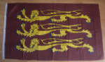 Richard the Lionheart Large Flag - 5' x 3'.
